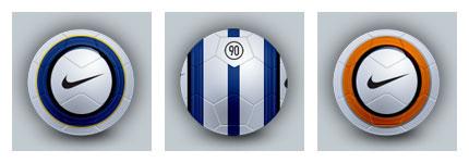 世界体育名牌足球网页图标