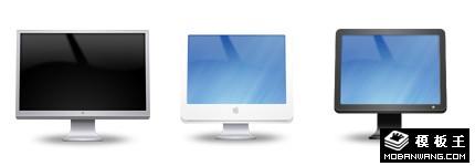 6款apple显示器图标