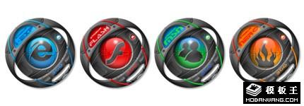 EVO360系列超酷软件图标
