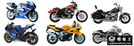 超酷仿真摩托车系列图标