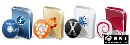 超级软件光盘包装图标
