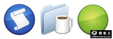 Apple风格系统图标