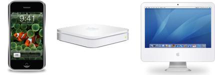 mac(苹果)系列产品电脑图标