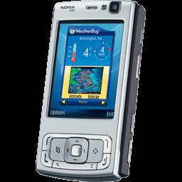 NOKIA(诺基亚)N系列手机图标,PNG_模板王图标大全