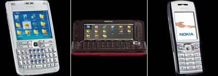 NOKIA(诺基亚)E系列手机