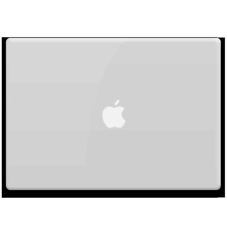 时尚外观macbook笔记本电脑图标,png_模板王图标大全
