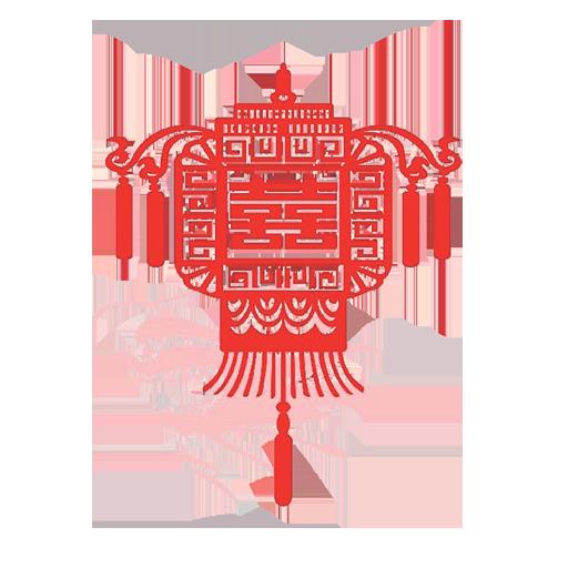 大红灯笼,png_模板王图标大全