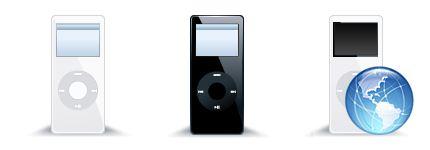 iPod图形图标