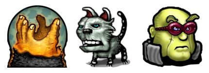 卡通生化怪兽2(128x128)